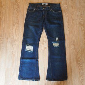 Levis Slouch Flare Jeans